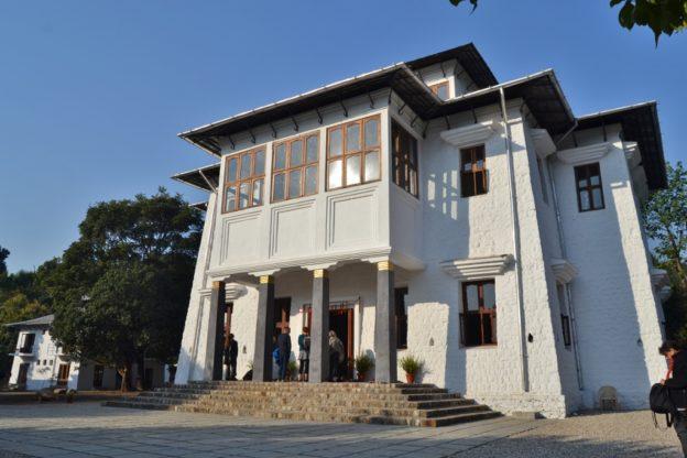 Main teaching building