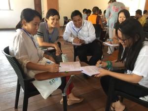 studenten Tarab Ling 2