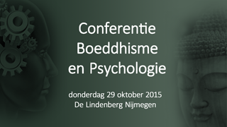 Conferentie Boeddhisme en Psychologie