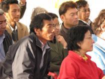 studenten Tarab Ling 1