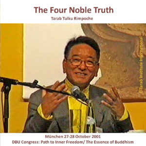 DVD 4 Noble Truth front