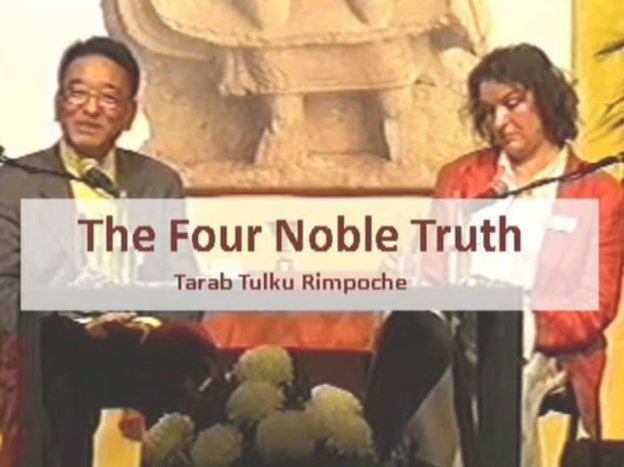 Four Noble Truth header