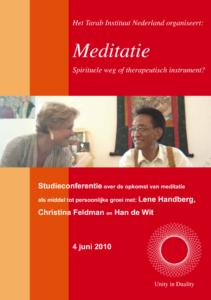 Front flyer conferentie 2010